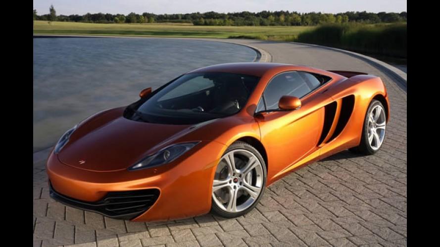 McLaren Automotive anuncia as 35 primeiras cidades que receberão lojas oficias