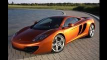 McLaren planeja concorrente para Lamborghini Aventador e versão conversível do MP4-12C