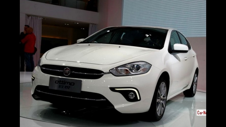 Fiat Ottimo: este é o nome oficial do novo Viaggio Hatch