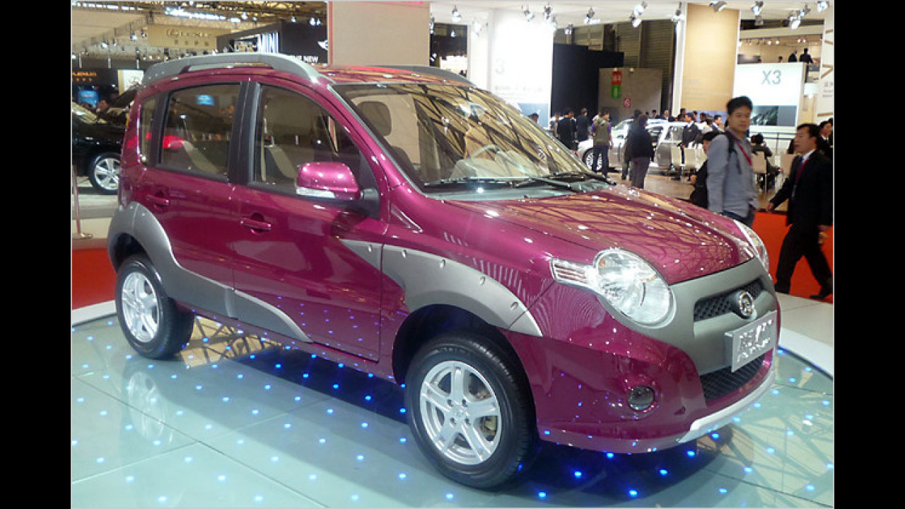 Great Wall Hover M1