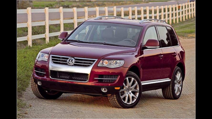 VW zeigt in L.A. neue Diesel- und Brennstoffzellenvarianten