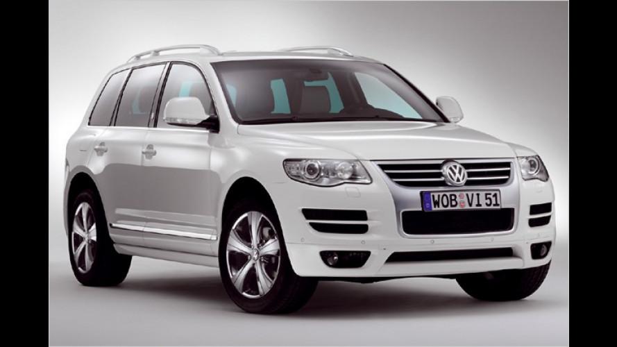 Volkswagen Touareg North Sails: Ein Schiff wird kommen