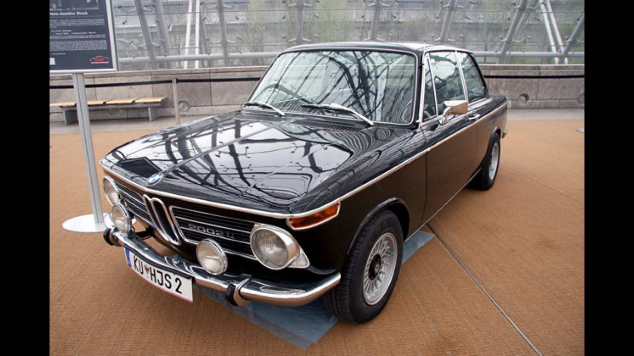 BMW 2002 ti (1971) von Hans-Joachim Stuck