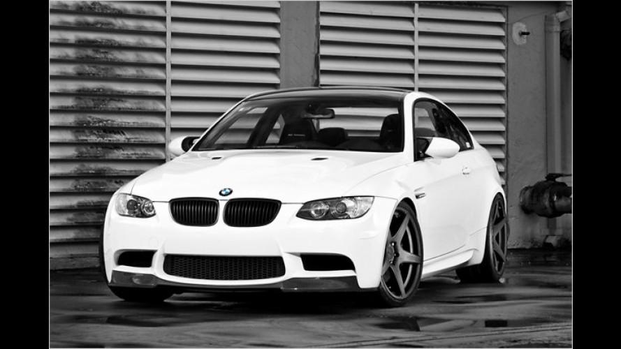 Avus Performance macht dem BMW M3 richtig Beine