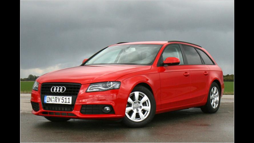 """""""E"""" wie Effizienz: Audi A4 Avant 2.0 TDI e im Test"""