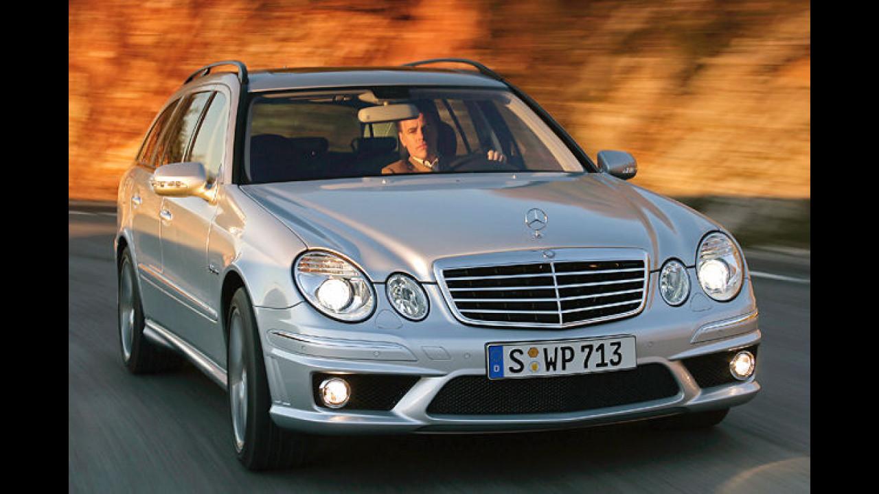 Mercedes E 63 AMG T-Modell 7G-Tronic
