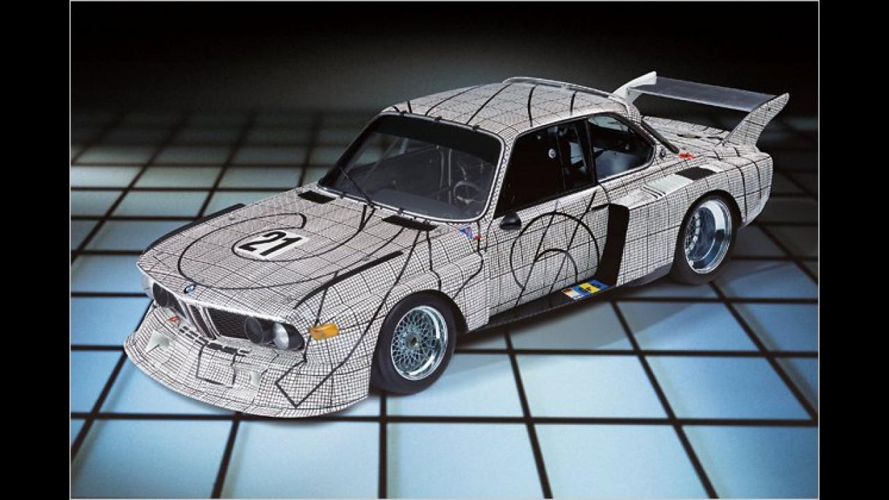 BMW 3.0 CSL: Frank Stella (1976)