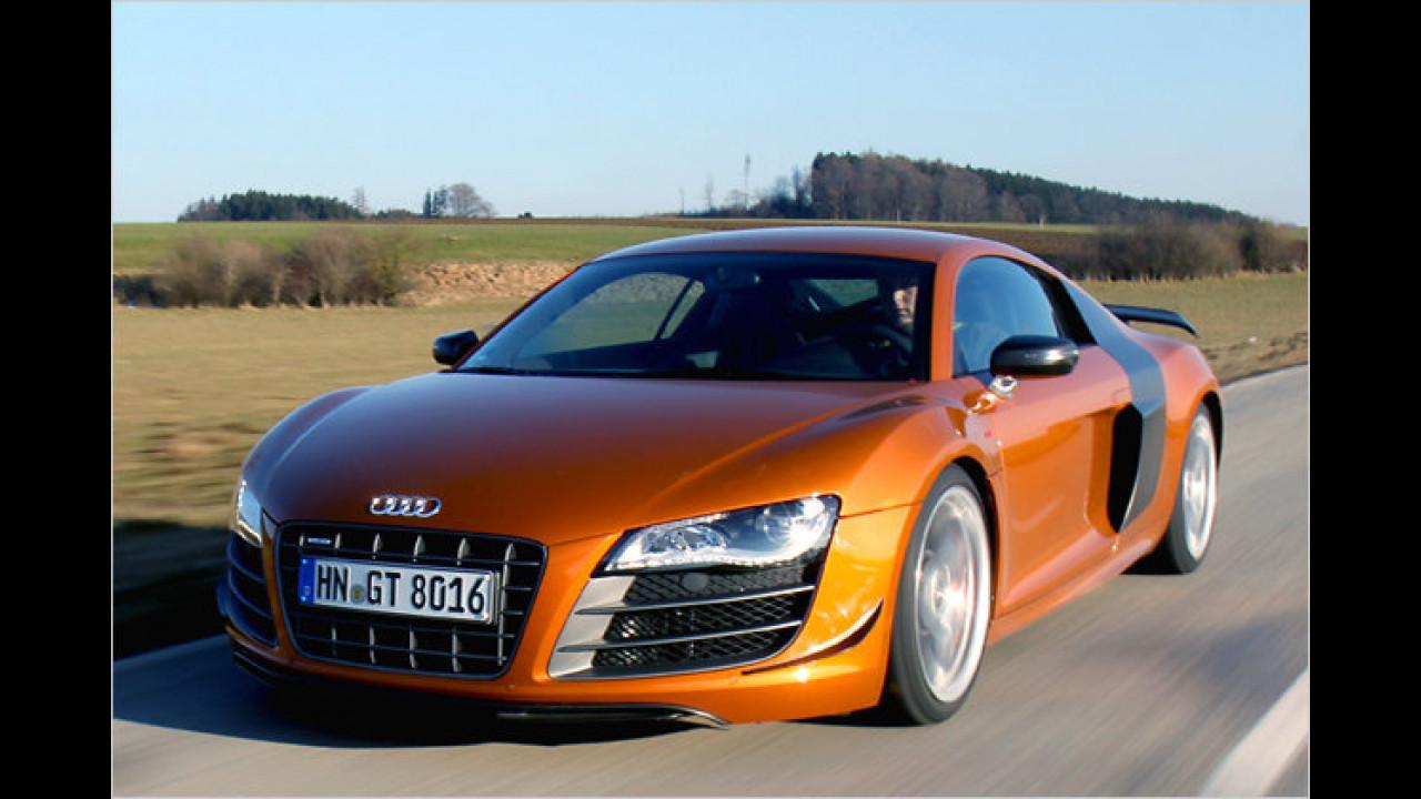 Audi R8 GT 5.2 FSI quattro