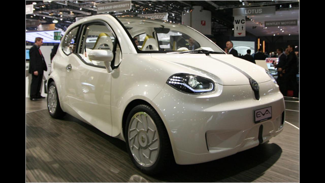 Elektroauto von Valmet