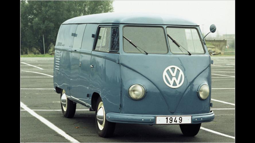 60 Jahre VW Bulli: Praktiker mit strengem Blick