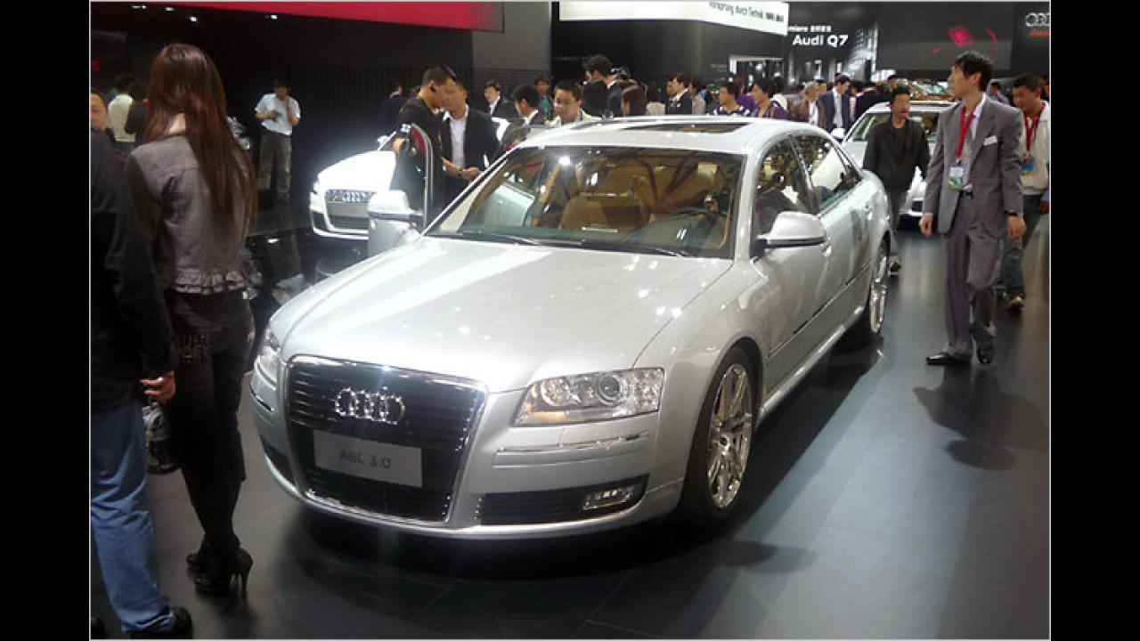 Audi A8L 3.0