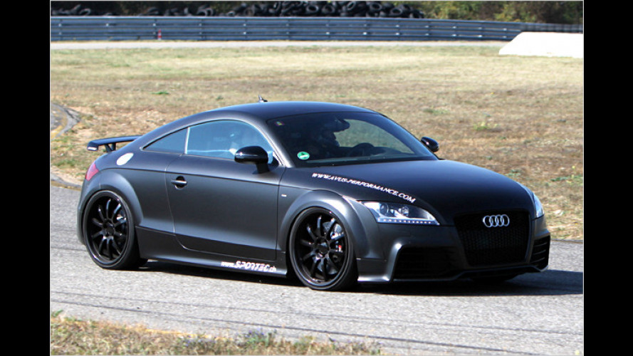 Avus Performance tunt den Audi TT RS