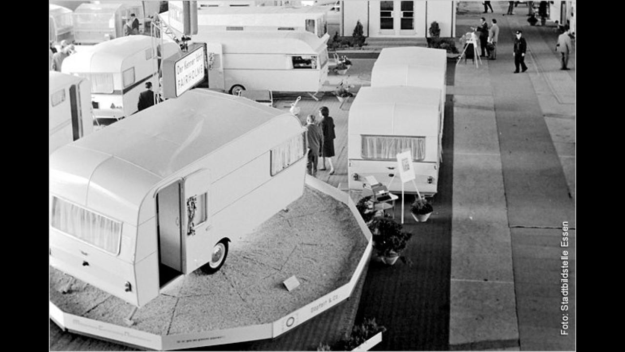 1964: Messe Essen