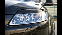 Audi Q7 im heißen Look