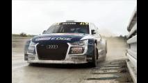 Audi gibt Strom