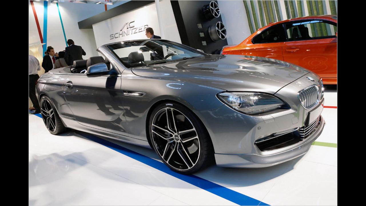 AC Schnitzer, BMW 6er Cabrio