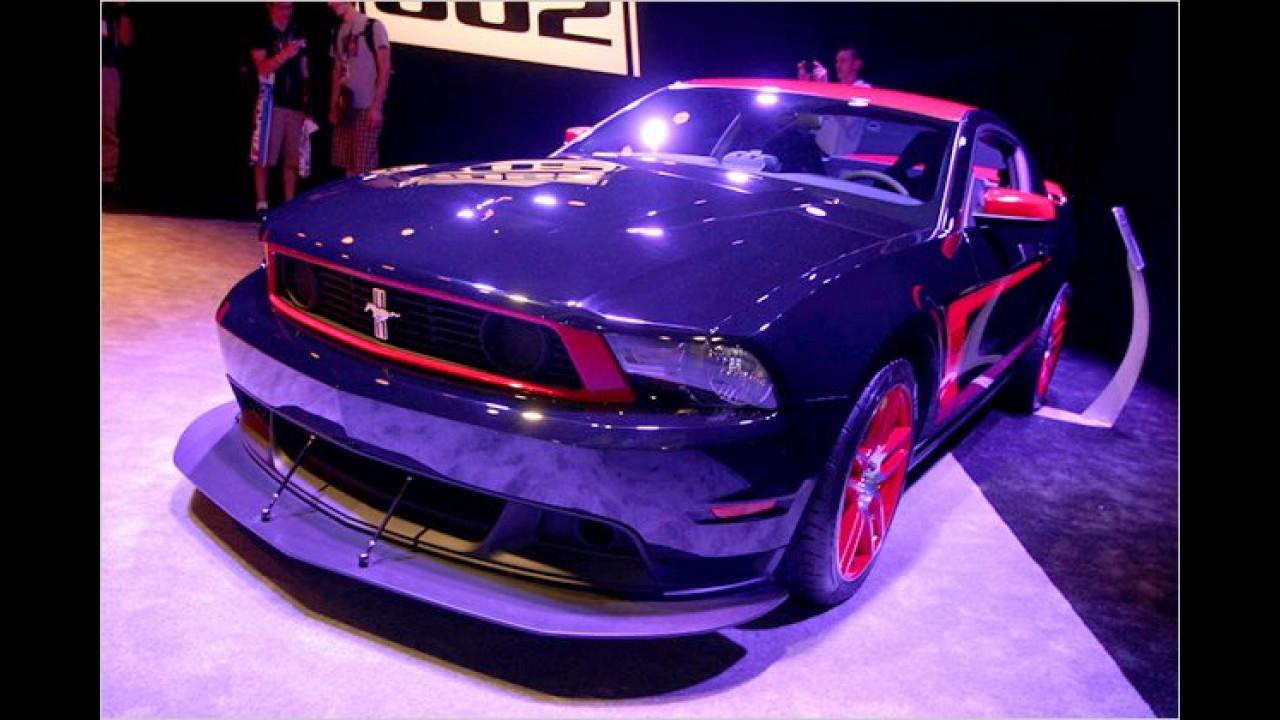 Ford Mustang Boss Laguna