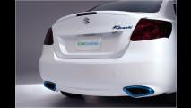 Kizashi mit Hybridantrieb