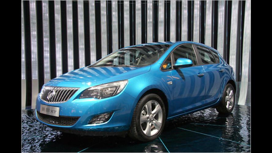 Auto China 2010: Unbekanntes von den großen Herstellern
