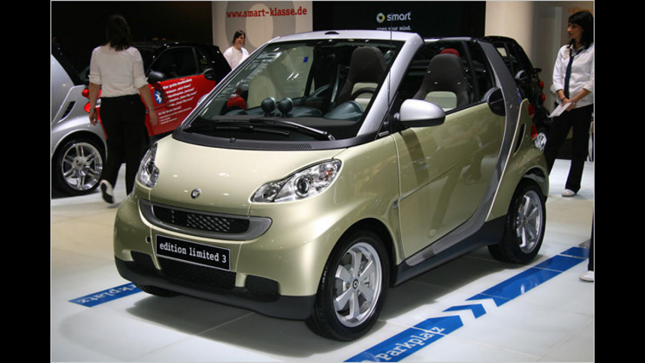 Smart ,Edition Limited Three