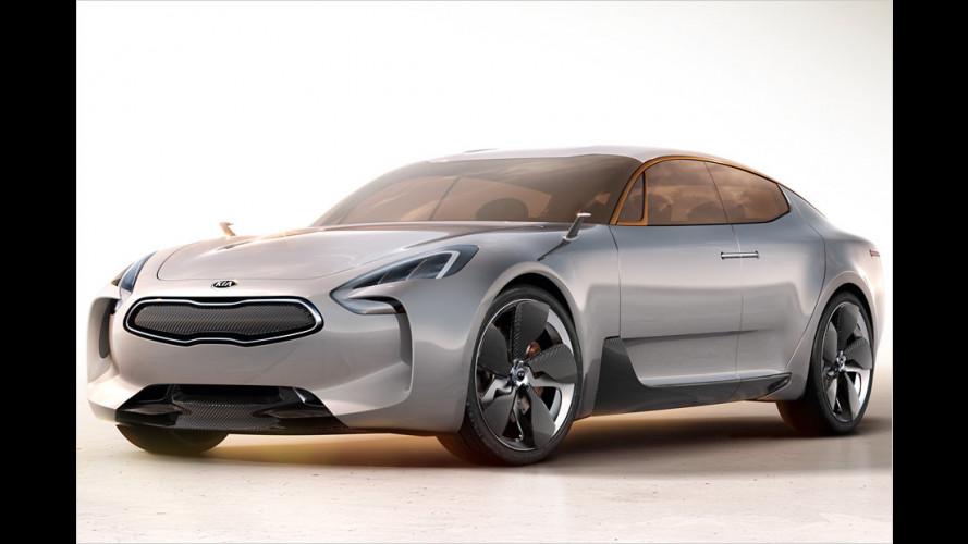 Kia GT: Premium-Attacke mit Heckantrieb