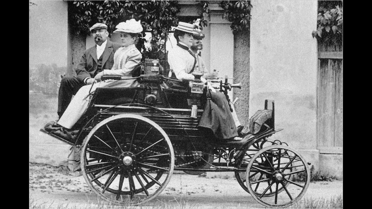 Benz Dos-à-Dos (1900)