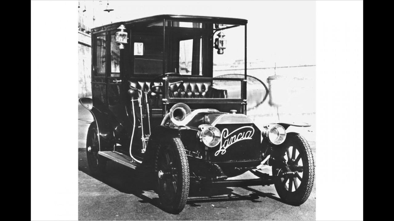 Lancia Alpha (1907-1909)