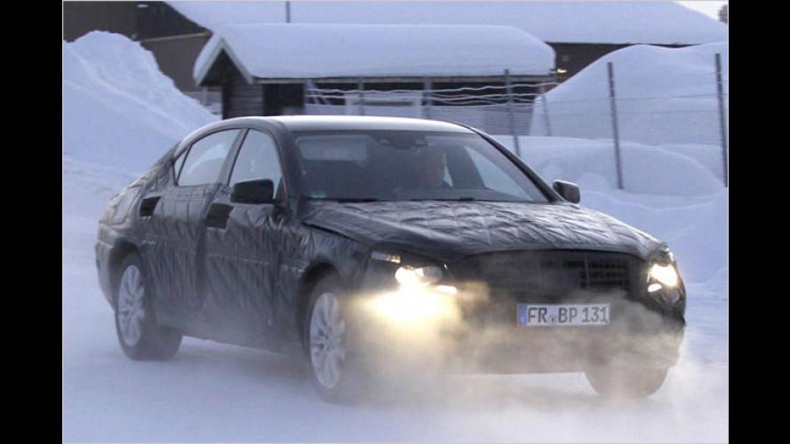 Neue Mercedes S-Klasse kommt 2013