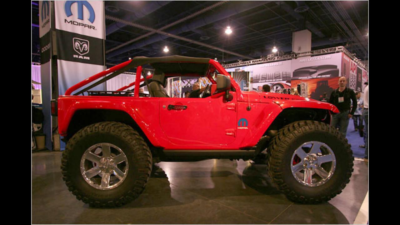 Mopar Jeep Lower Forty