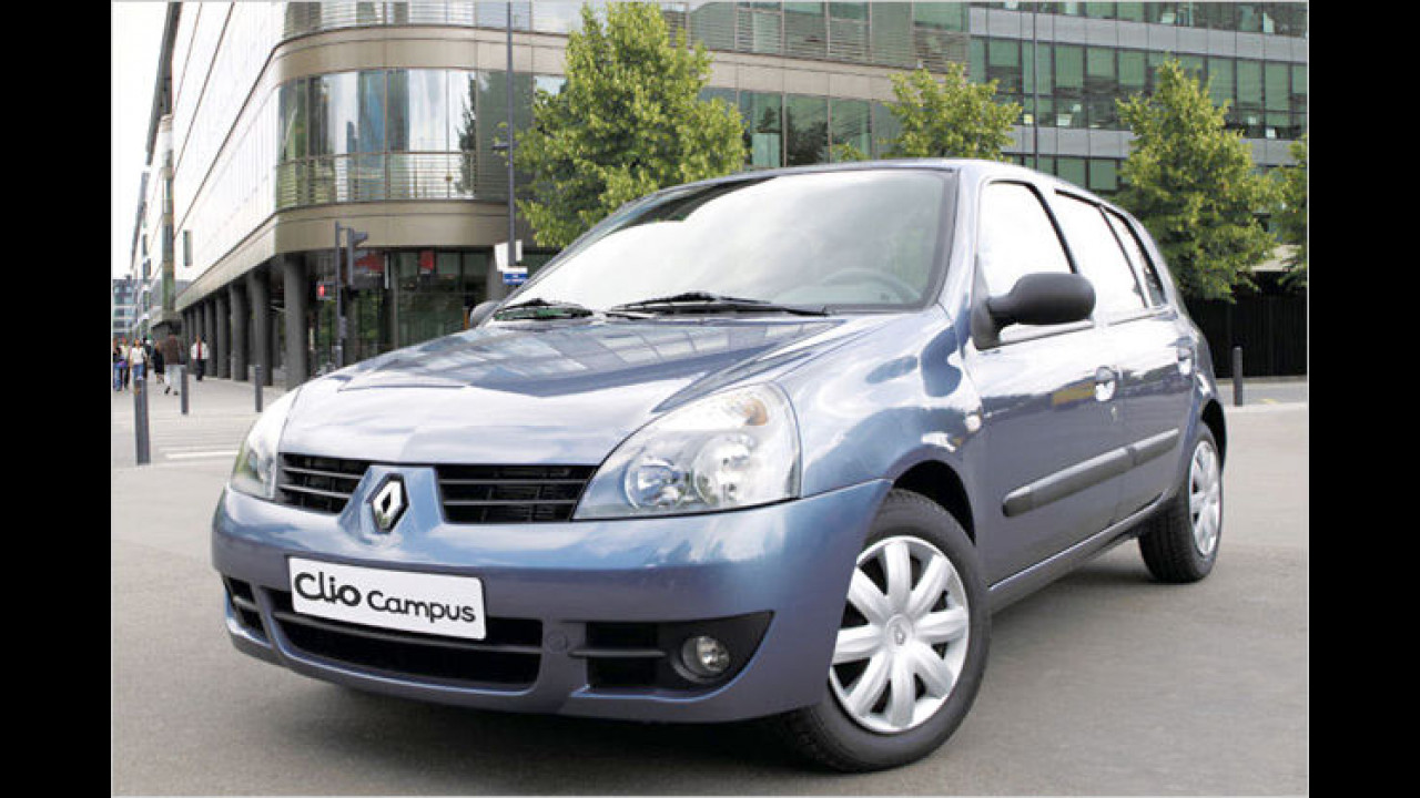 Renault Clio 1.5 dCi Campus
