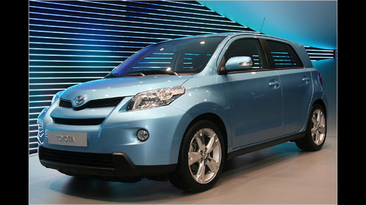 Neu: Toyota Urban Cruiser