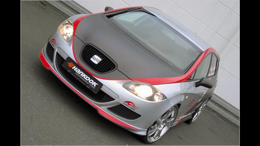 Blaupunkt Sound & Safety Car steht auf der Sinsheim-Messe