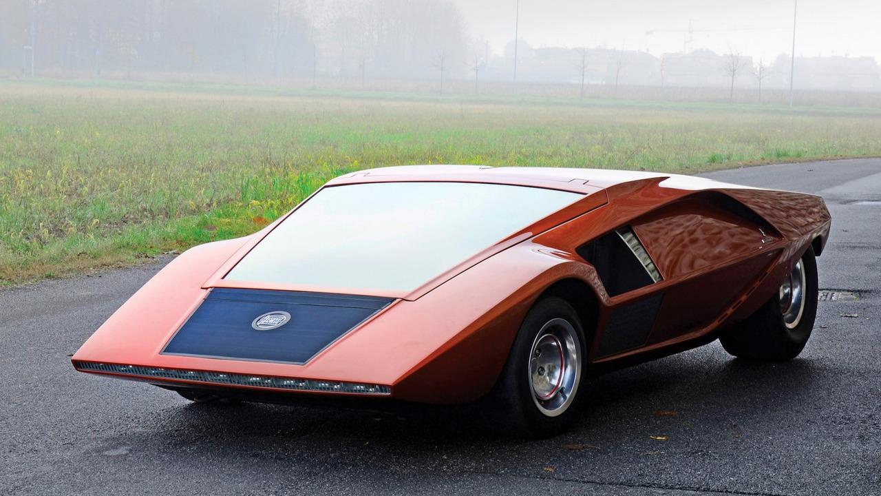 9. Lancia Stratos, 1970
