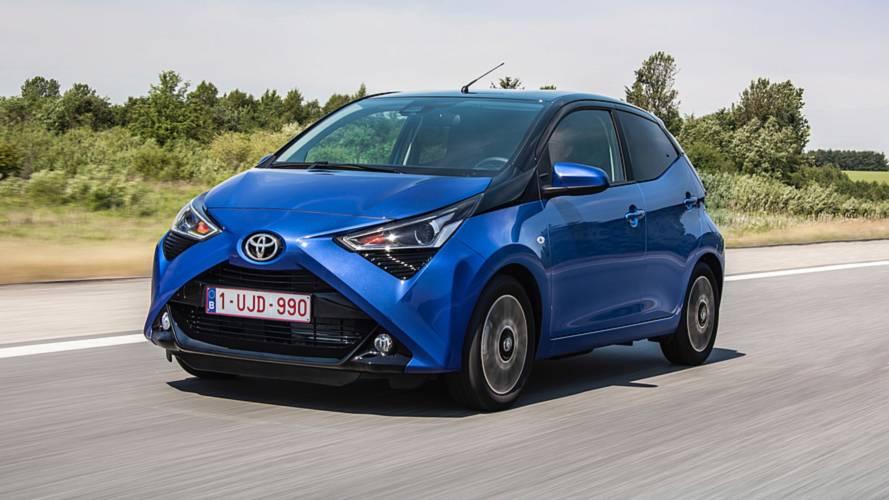Toyota Aygo: маленькие изменения, большие улучшения