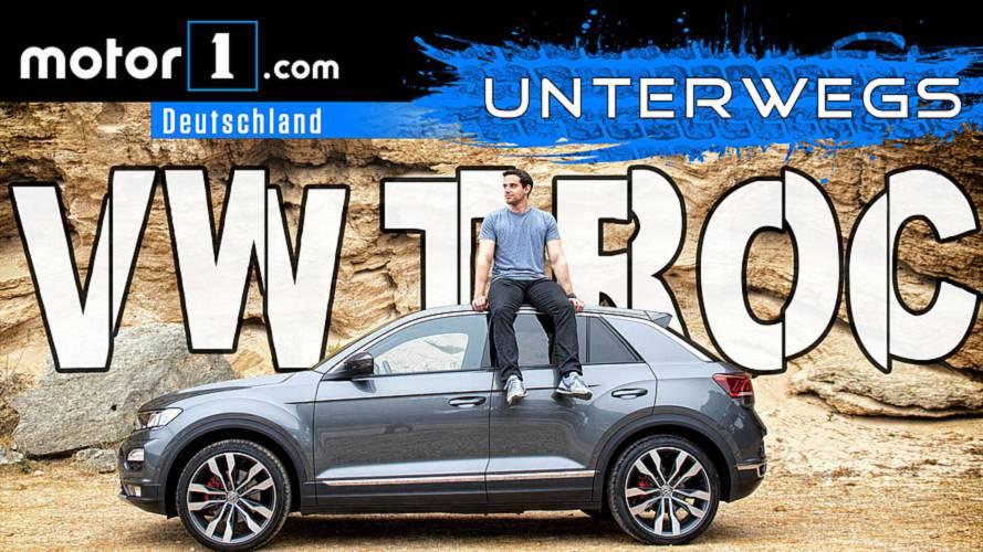 Lifestyle? SUV? Blödsinn? VW T-Roc | UNTERWEGS mit Daniel Hohmeyer