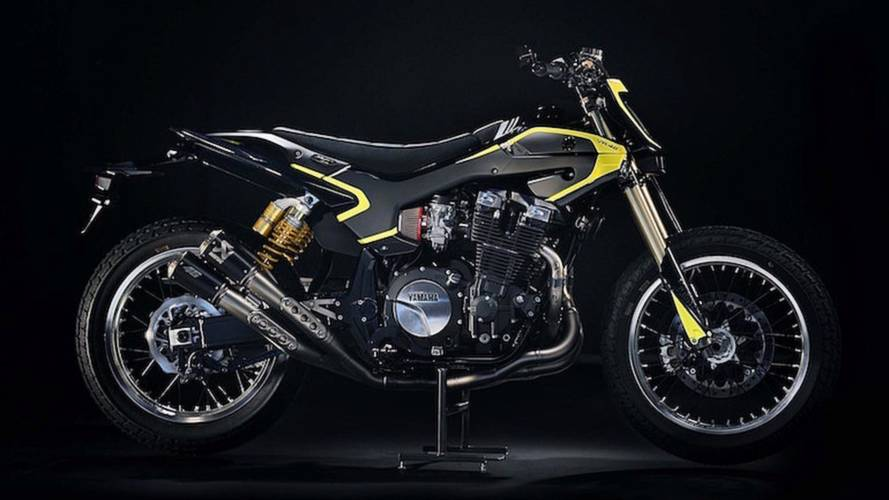 Bike of the Week: 'Mya', Rossi's XJR1300 Build