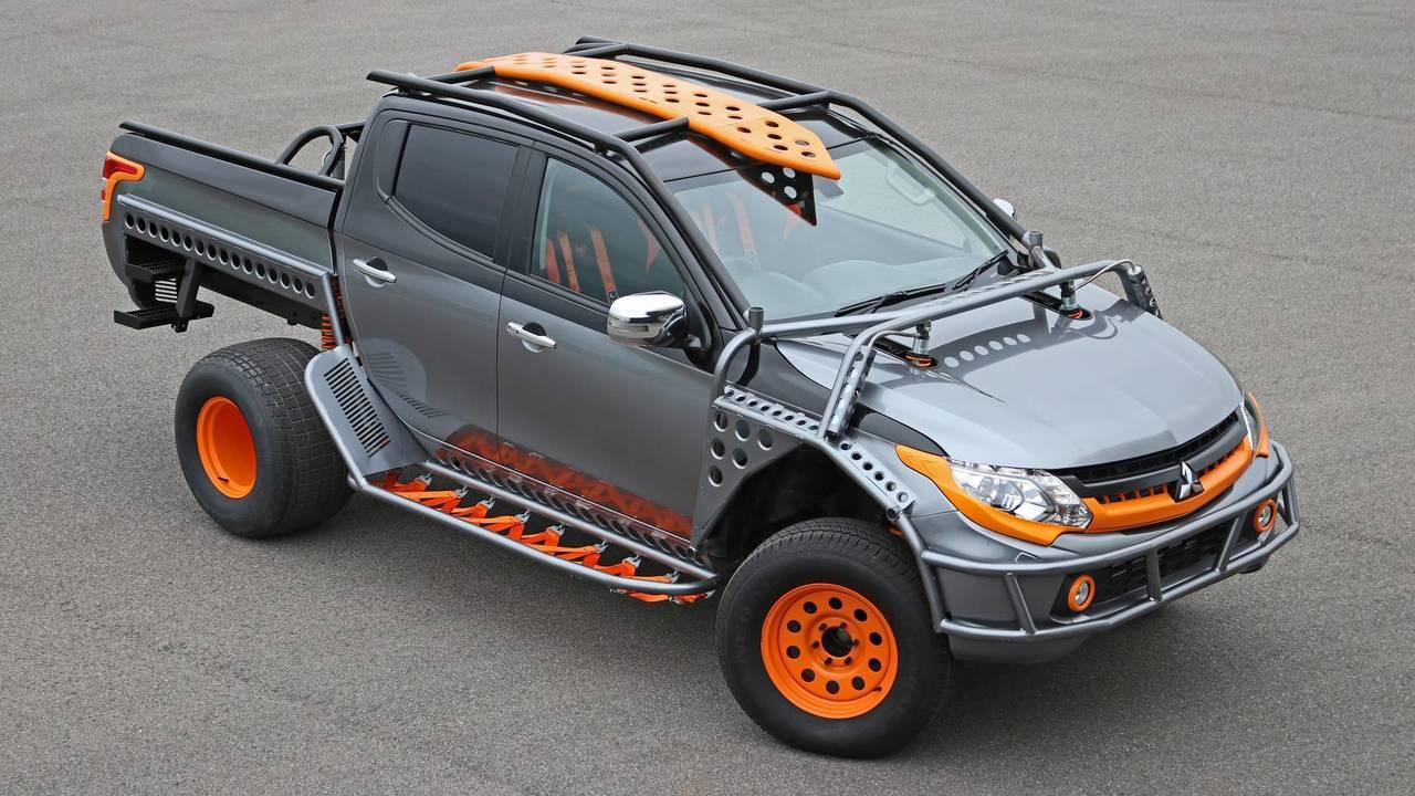 Fast & Furious Live Mitsubishi L200