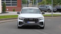 Erwischt: Audi SQ8 und RS Q8