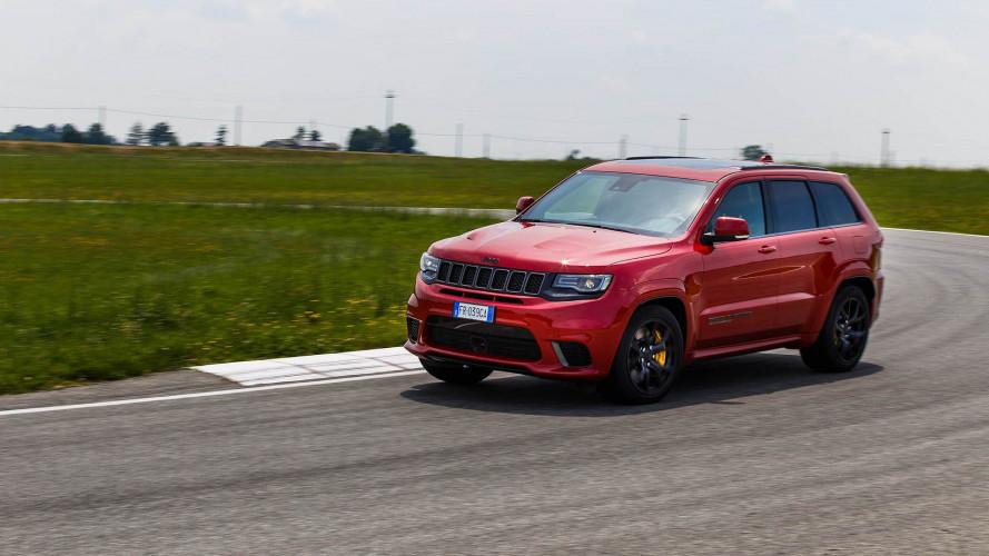 710-PS-Jeep im Test