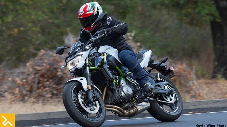 2017 Kawasaki Z650 – First Ride