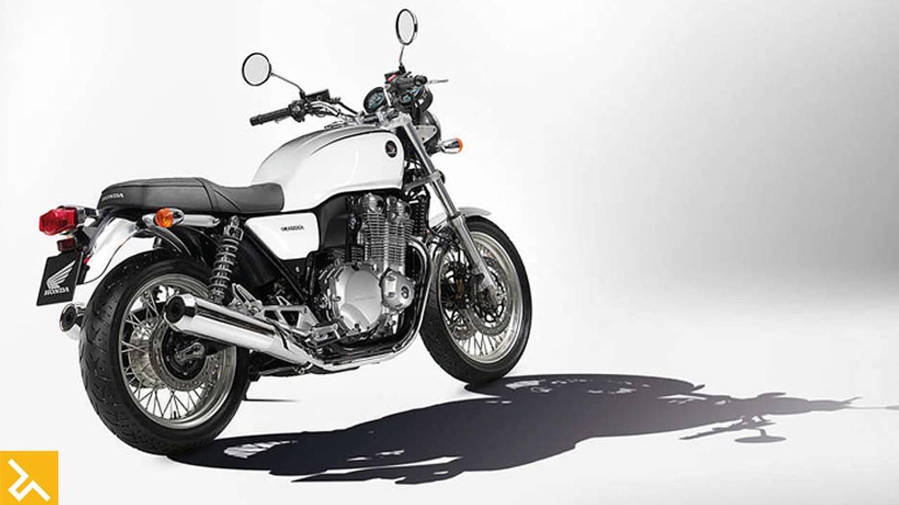 Honda CB1100EX Coming to U.S.
