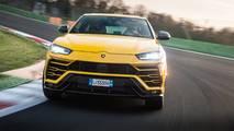 Lamborghini Urus 2018 primera prueba