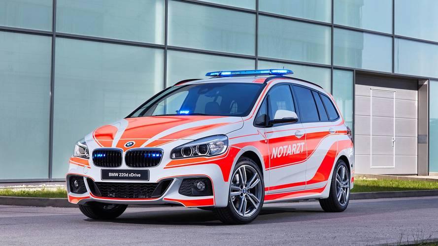 BMW RETTmobil Emergency Vehicles