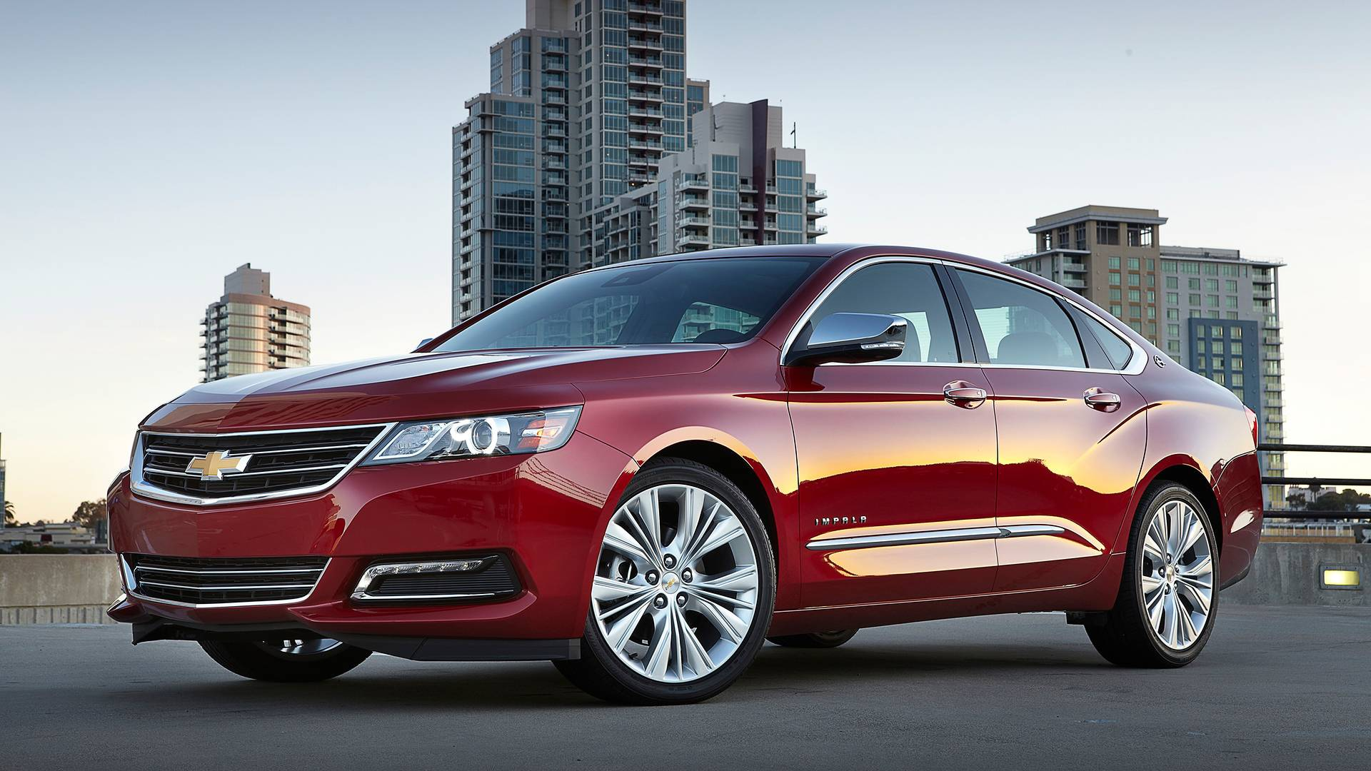 5 Chevy Impala Gets $5,5 Base Price Increase For Its Final Year