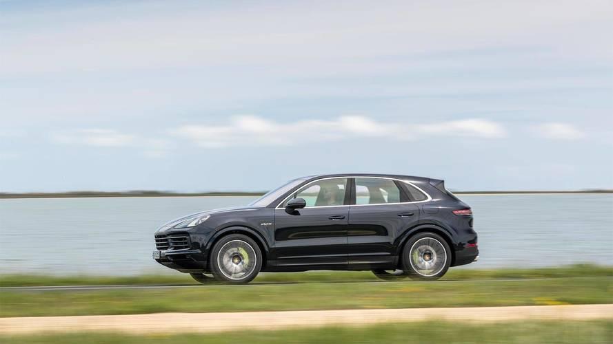 2019 Porsche Cayenne E-Hybrid: First Drive