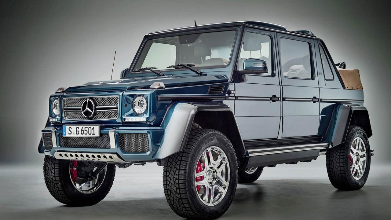 Mercedes-Maybach G 650 Landaulet – 749.700 Euro