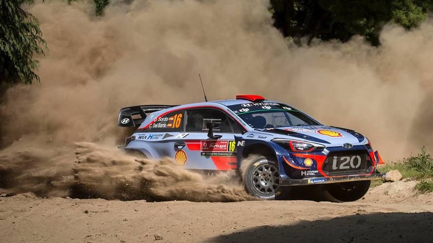 """Dani Sordo: """"Me gustaría seguir en el WRC"""""""