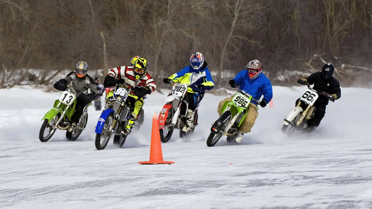 AMA Announces 2018 Ice Racers of the Year