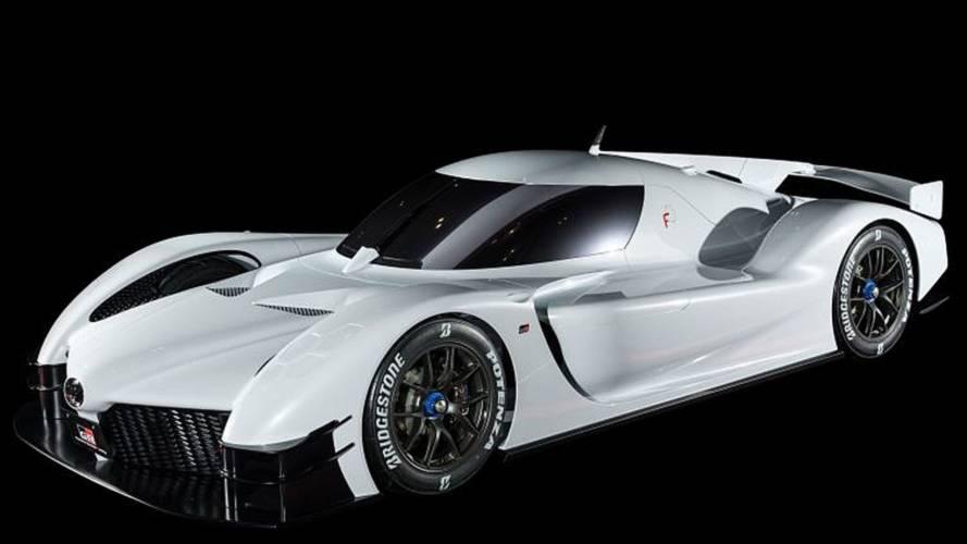 Мощность Toyota GR Super Sport может превысить 1000 л.с.