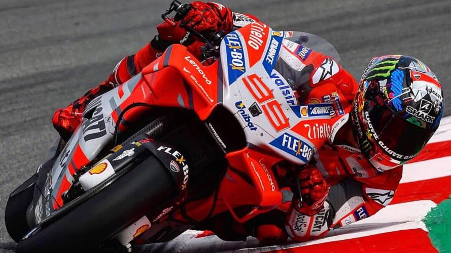 Lorenzo se impone en MotoGP en Austria y demuestra que también sabe contener a Márquez